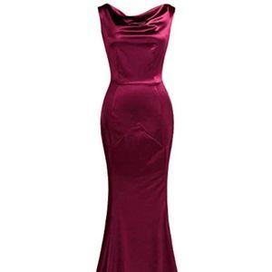 Dresses & Skirts - Burgundy FORMAL Gown
